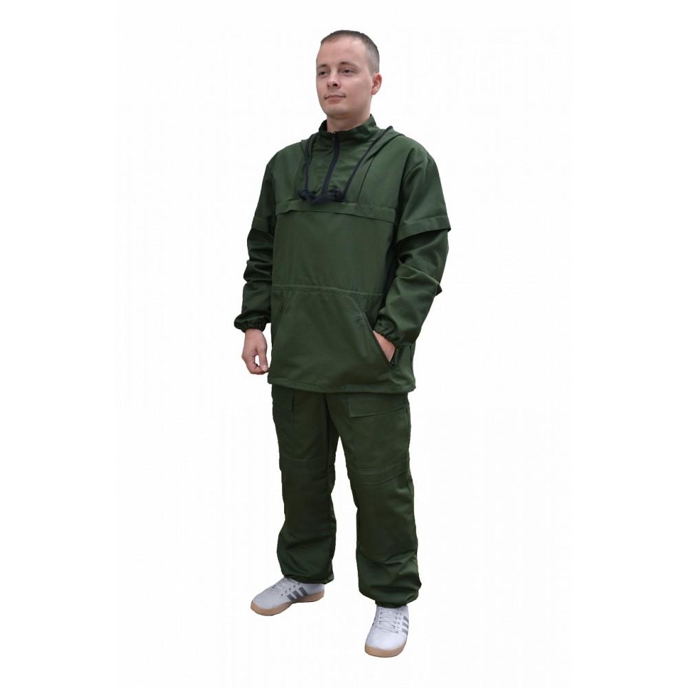 Костюм ПЭЦ (ткань саржа, зеленый)