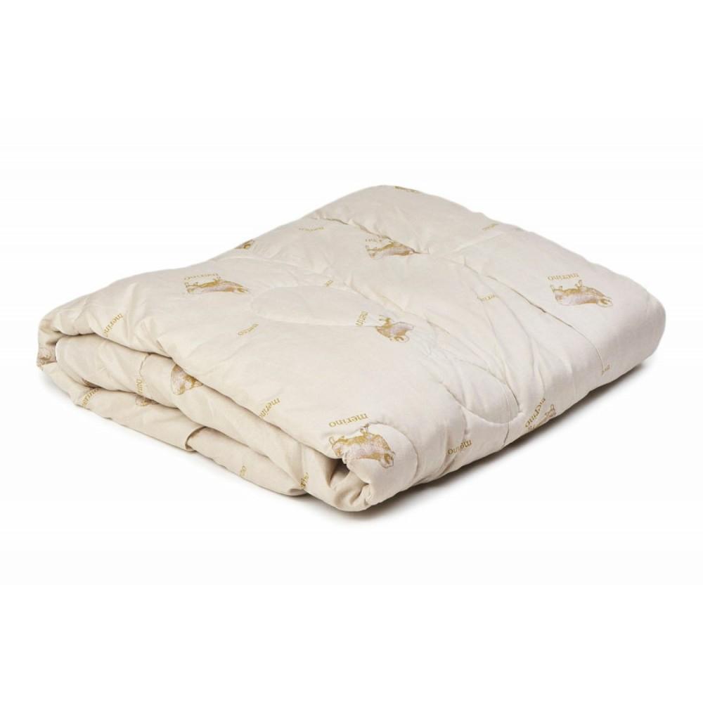 Одеяло «Овечья шерсть» (150 г/м2) «Тик»