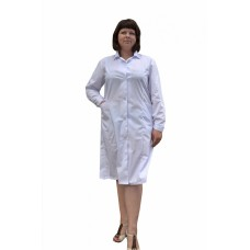 Халат медицинский женский (ткань ТИСИ)
