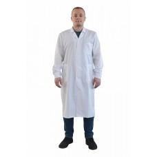 Халат медицинский мужской (ткань ТИСИ)