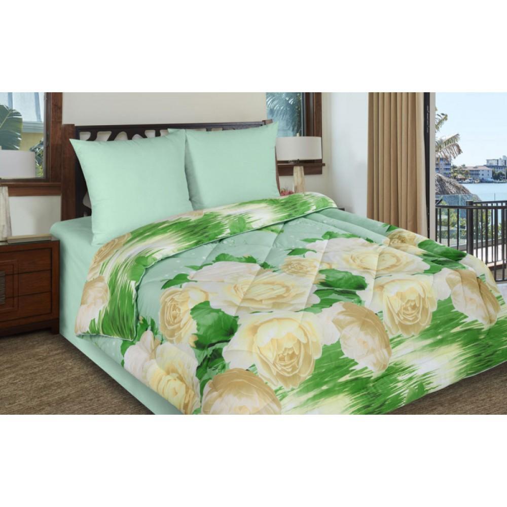 Одеяло бамбук в поплине 300 гр. ОПЛБ