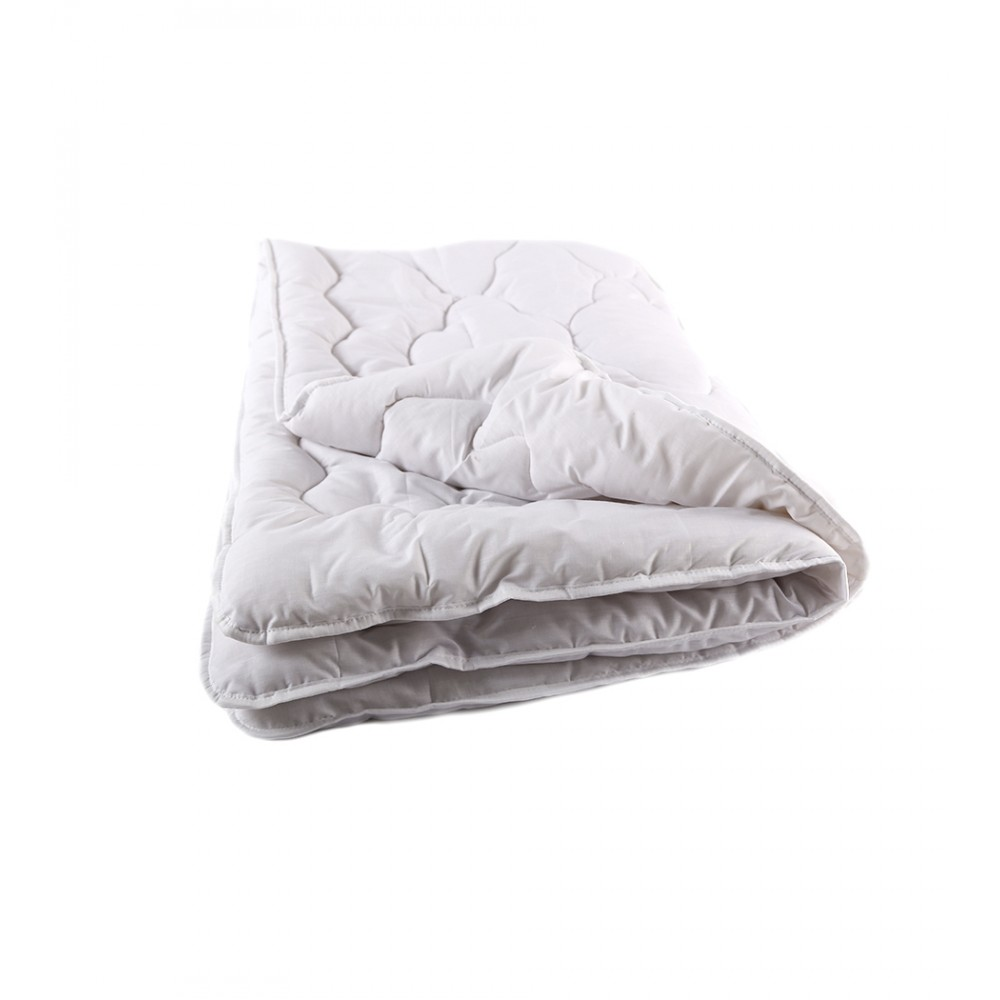Одеяло лебяжий пух Хлопок