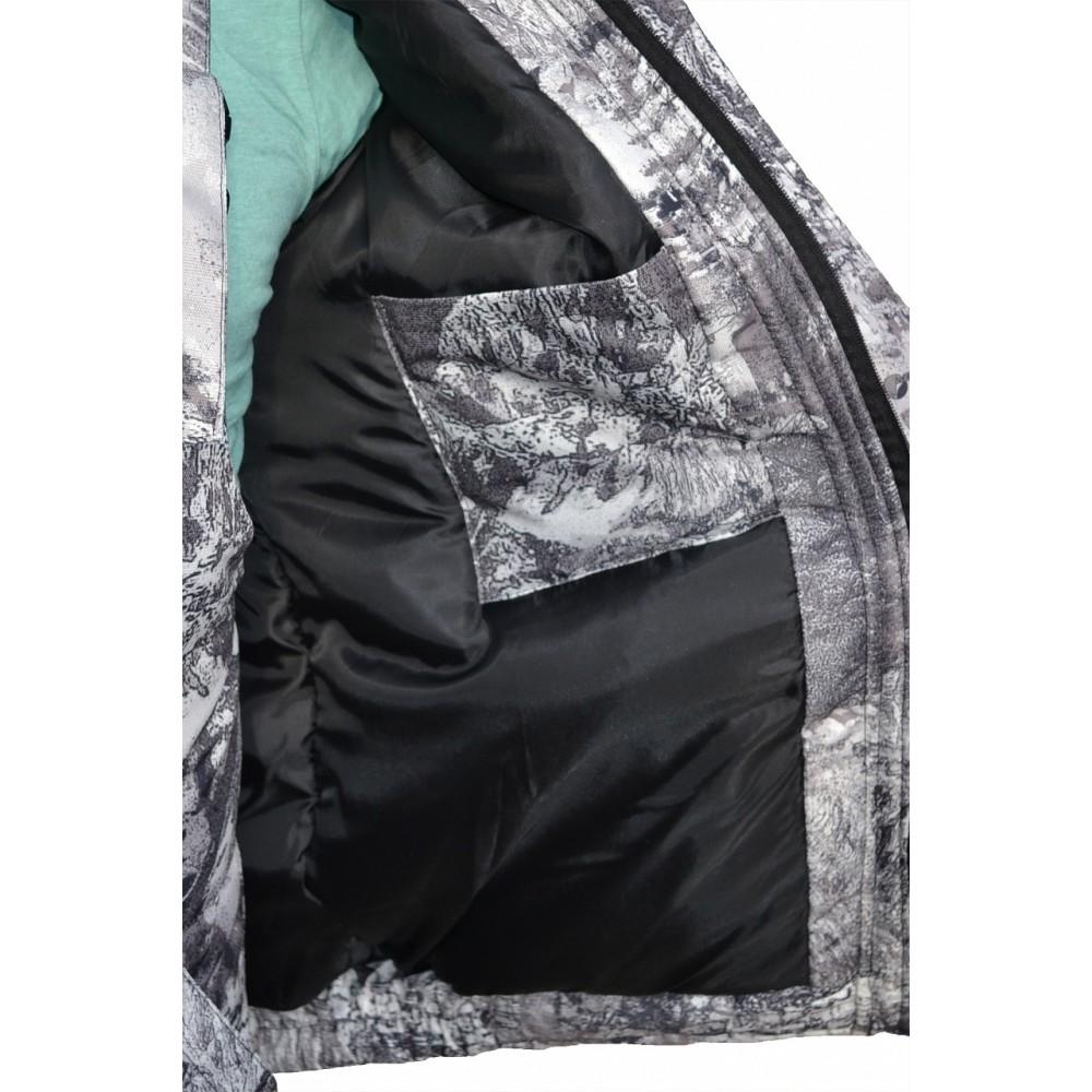 Костюм № У-353 (ткань дуплекс/таслан, лес)