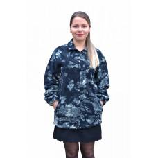 Куртка флисовая №2 без капюшона (ЛЕС)
