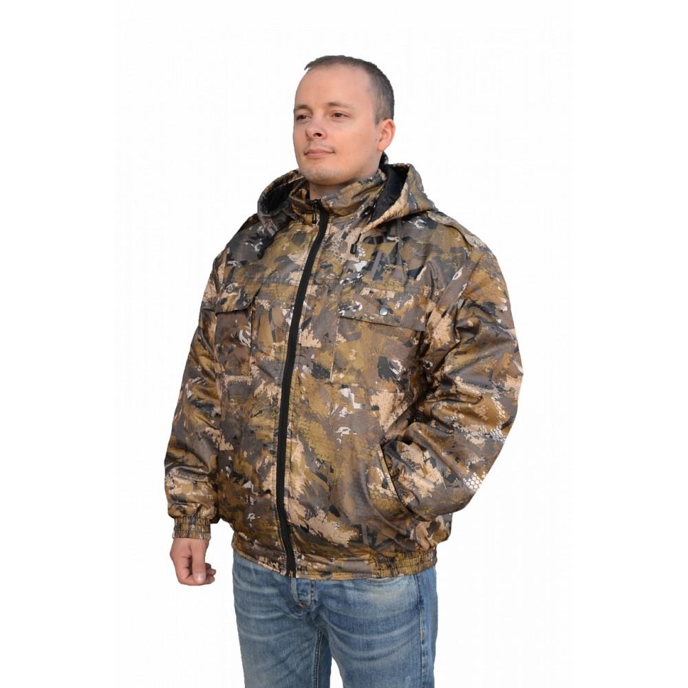 Куртка весенняя (ткань оксфорд, лес)