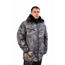 Куртка № У-351-1 (ткань дуплекс, лес)
