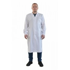 Халат медицинский мужской (ткань бязь)