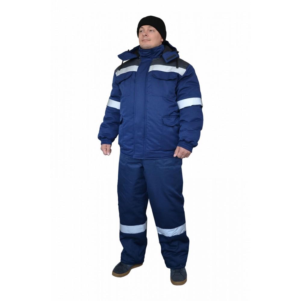 Куртка №211 для защиты от пониженных температур (ткань полиэфирнохлопковая)