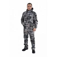 Куртка № 314-1 (ткань полофлис, лес)
