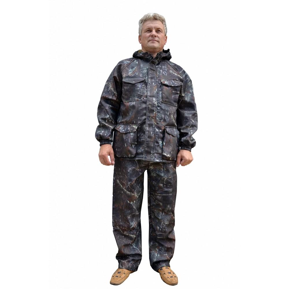 Куртка № 316-1 (ткань полофлис, лес)