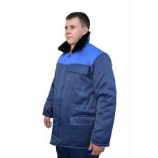 Куртка № 201 без капюшона (ткань смесовая)