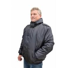 Куртка № 208 (ткань оксфорд, черный)