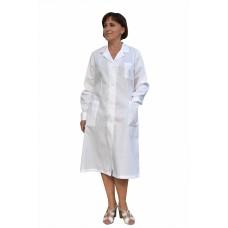 Халат медицинский женский (ткань бязь)