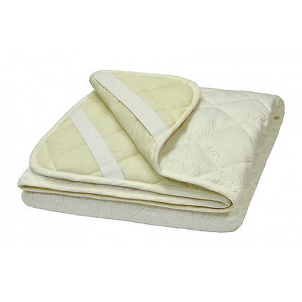 Наматрасник верх-тик, наполнитель-бамбук, упаковка-чемодан НТБ