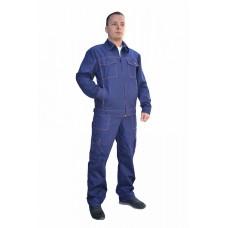 Куртка мужская тип Б (ткань саржа, синий)