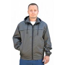 """Куртка мужская """"Штрих"""" (ткань оксфорд, серый штрих)"""