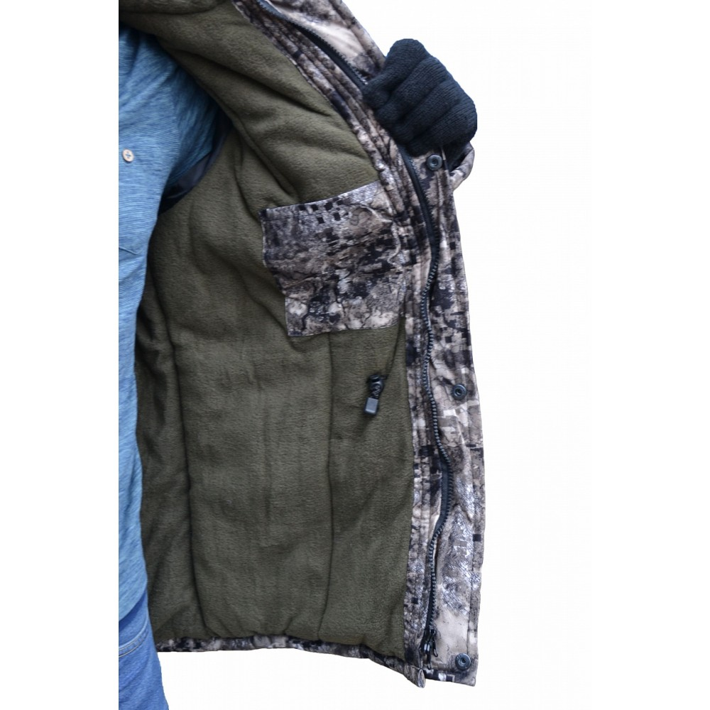 Куртка № У-350-1 (ткань алова, лес)