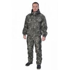 Костюм № Д-315 на термостёжке (ткань дуплекс, лес)