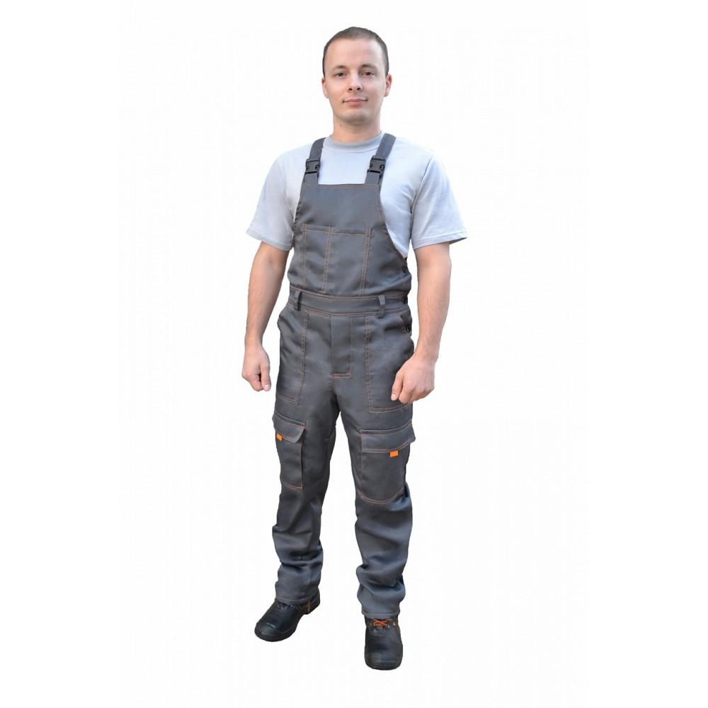 Костюм № 108 с П/К (ткань смесовая, серый)